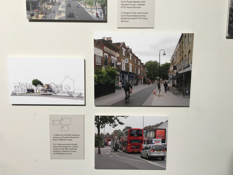 "Walthamstow's ""mini Holland"" is featured in Streets Ahead"